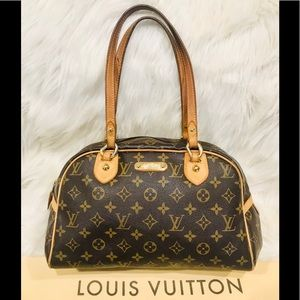 Authentic Louis Vuitton Montorgueil #1.3S
